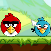 Angry Birds Bomber Bird Game