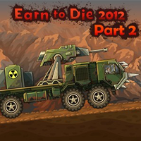 Earn to Die 2012 Part 2 Game