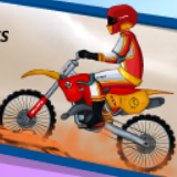 Motocross Challenge Game