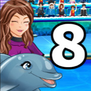 My Dolphin Show 8 Game